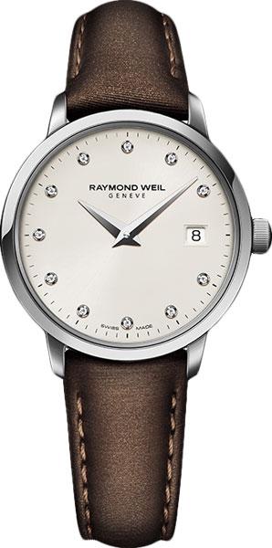 Женские швейцарские наручные часы Raymond Weil 5988-STC-40081