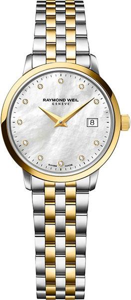 Женские часы Raymond Weil 5988-STP-97081