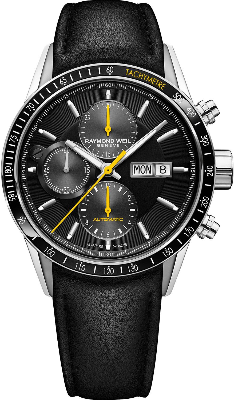 лучшая цена Мужские часы Raymond Weil 7731-SC1-20121