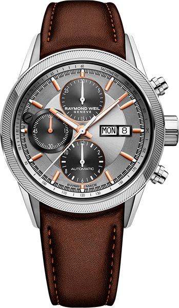 лучшая цена Мужские часы Raymond Weil 7731-SC2-65655