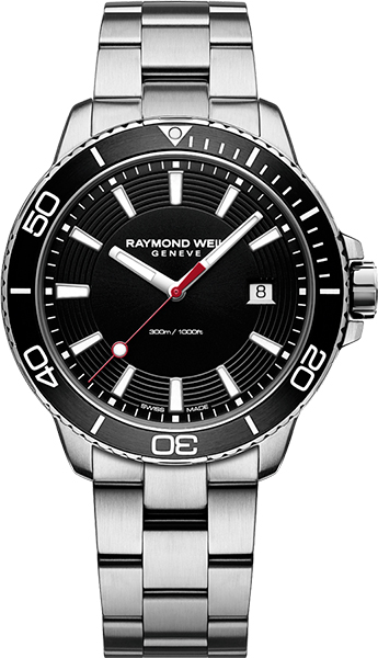 Мужские часы Raymond Weil 8260-ST1-20001 raymond weil tango 8260 st1 20001