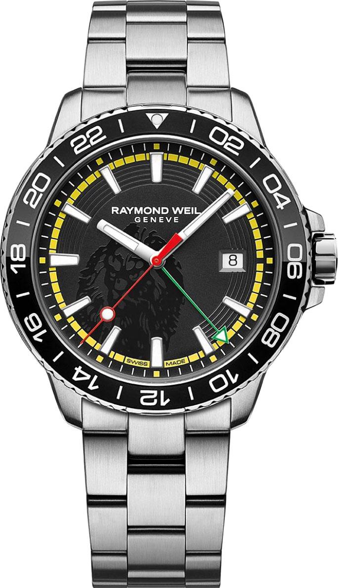Мужские часы Raymond Weil 8280-ST1-BMY18 мужские часы raymond weil 7731 st1 65421