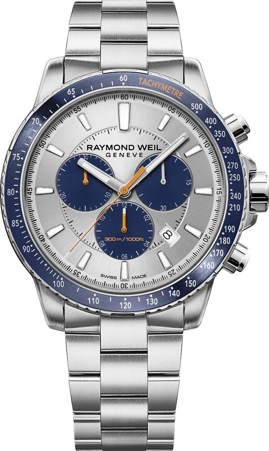 Мужские часы Raymond Weil 8570-ST3-65501 цена и фото