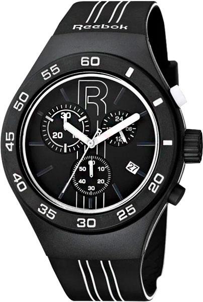 Мужские часы Reebok RC-IRU-G6-PBIB-BW чехол для зажигалки zippo lpcbk