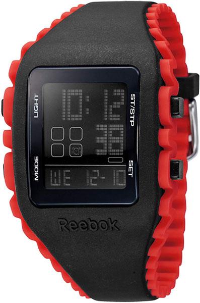 Мужские часы Reebok RF-WZ1-G9-PBIR-BR все цены