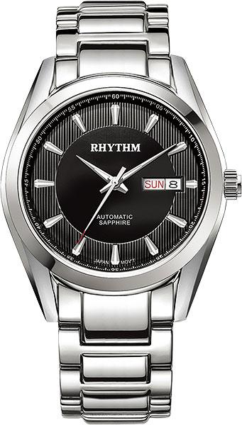 Женские часы Rhythm A1307S01 Мужские часы Pierre Ricaud P91068.2123Q