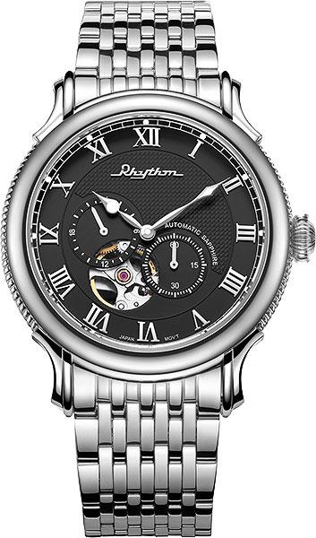 Мужские часы Rhythm A1508S02 бритва браун 1508 тип 5597