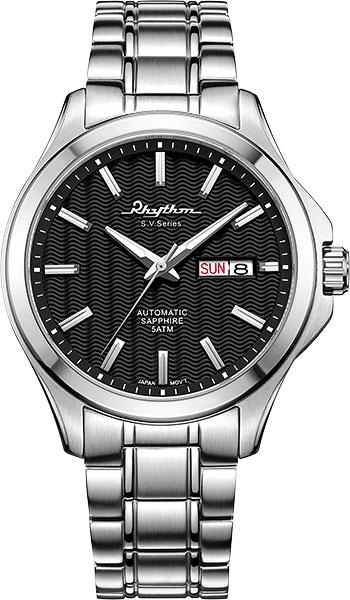 Мужские часы Rhythm AS1614S02 мужские часы rhythm fi1604s02