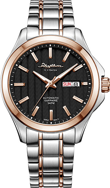 Мужские часы Rhythm GS1602S01 Женские часы Orient UBJV003G