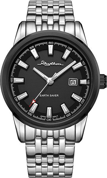 лучшая цена Мужские часы Rhythm ES1403S03