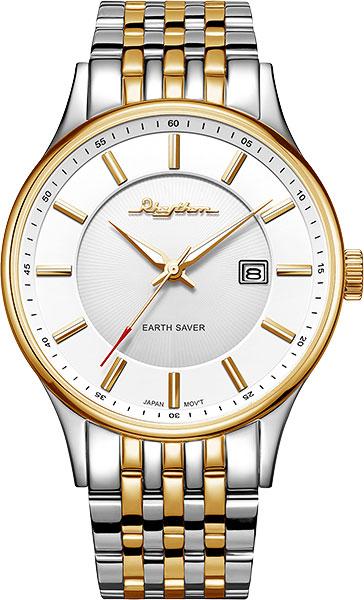 цена Мужские часы Rhythm ES1404S04 онлайн в 2017 году