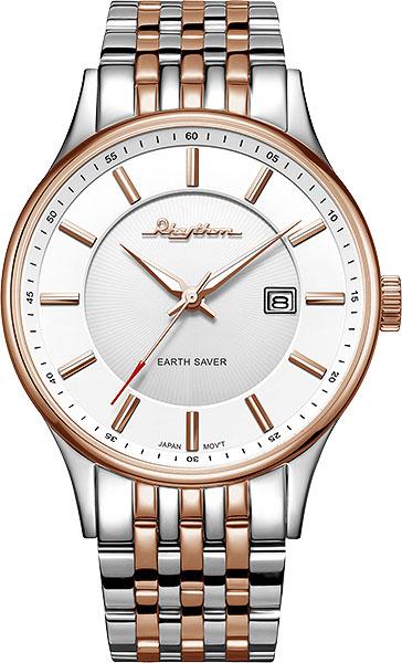 Фото - Мужские часы Rhythm ES1404S05 бензиновая виброплита калибр бвп 13 5500в