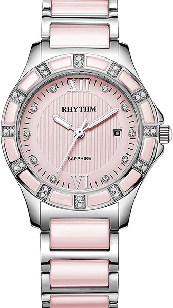 Женские часы Rhythm F1202T03