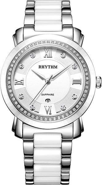 Женские часы Rhythm F1303T01