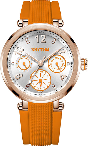 Женские часы Rhythm F1502R04