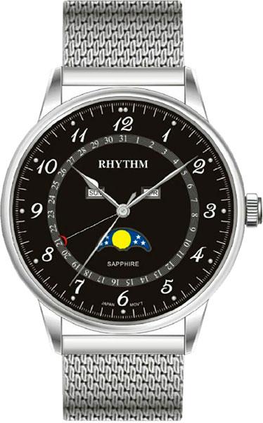 Фото - Мужские часы Rhythm FI1607S02 бензиновая виброплита калибр бвп 13 5500в