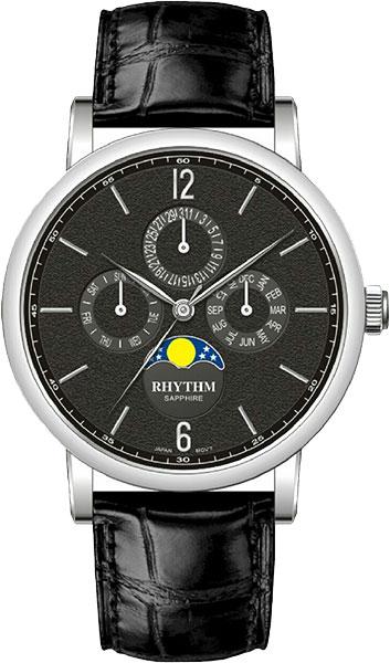 Фото - Мужские часы Rhythm FI1608L02 бензиновая виброплита калибр бвп 13 5500в
