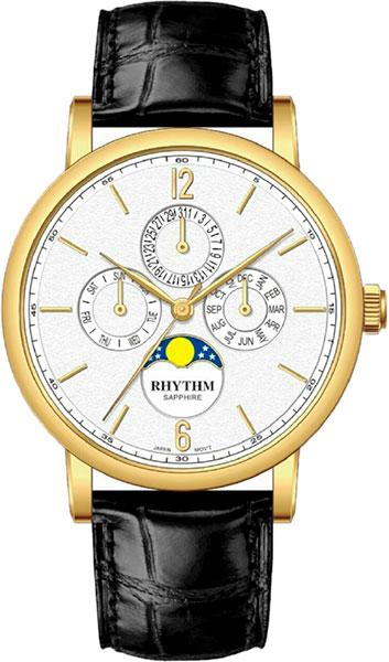лучшая цена Мужские часы Rhythm FI1608L03