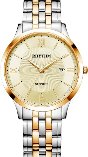 Мужские часы Rhythm GS1605S09 Мужские часы Orient UNC4001C