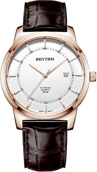 Часы Rhythm P1207S01 Часы Earnshaw ES-8049-04