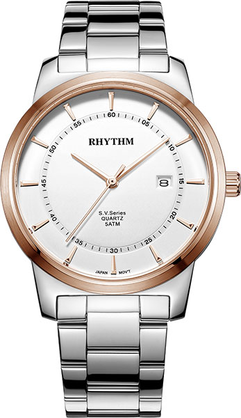 все цены на Мужские часы Rhythm GS1601S03 онлайн