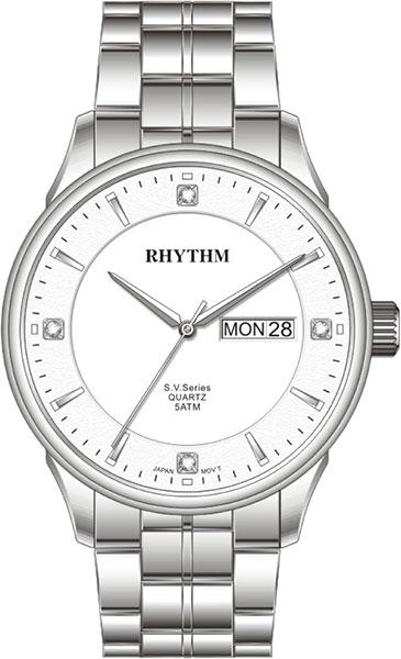 Мужские часы Rhythm GS1603S01 мужские часы rhythm fi1604s02