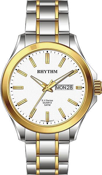 Мужские часы Rhythm GS1604S03