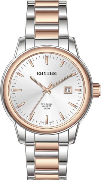 Женские часы Rhythm GS1610S09 женские часы rhythm p1302l04