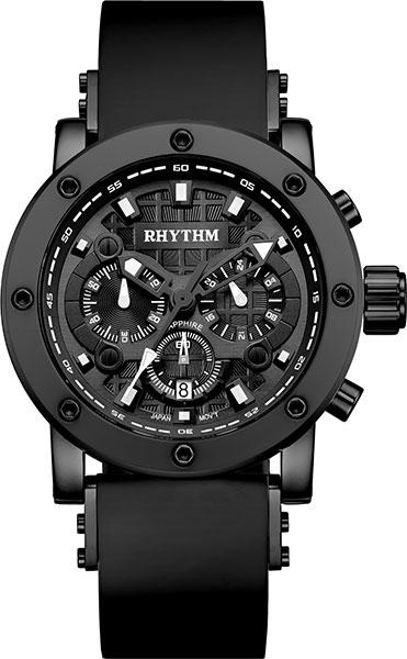 Мужские часы Rhythm A1302S01 Мужские часы 33 Element 331423C