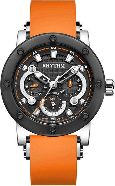 Мужские часы Rhythm I1204R01 цена и фото
