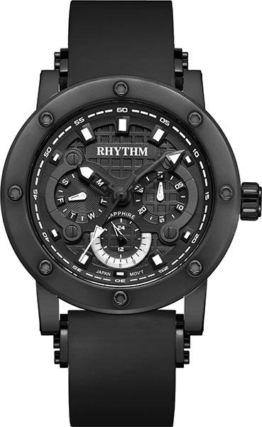 цена Мужские часы Rhythm I1204R03 онлайн в 2017 году