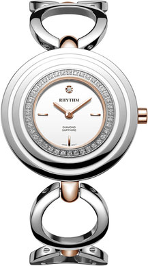 Женские часы Rhythm L1302S04 женские часы rhythm p1302l01