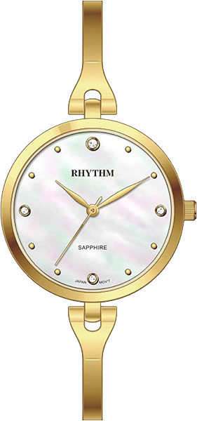 Женские часы Rhythm LE1601S03  цена и фото