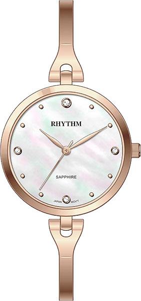 Женские часы Rhythm LE1601S04  цена и фото