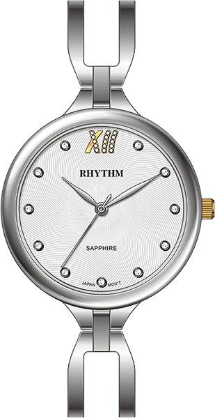 Женские часы Rhythm LE1602S01 женские часы rhythm p1302l04