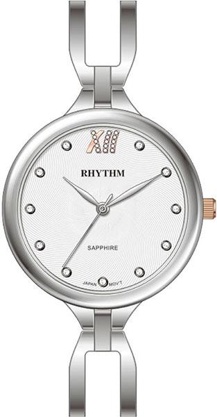 Женские часы Rhythm LE1602S02 женские часы rhythm l1504l04