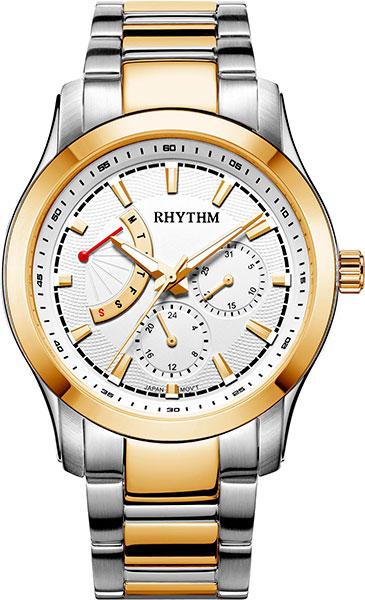 Мужские часы Rhythm M1301S03 makita 100х610мм к100 5шт p 36918