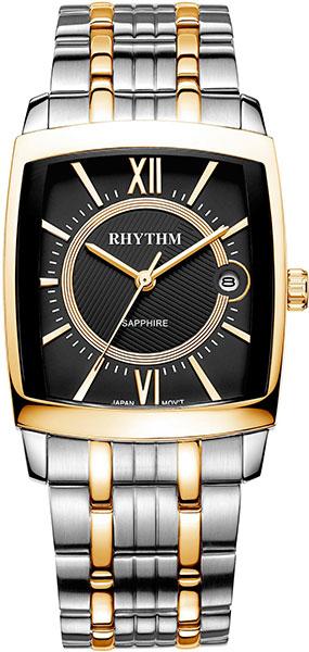 Фото - Мужские часы Rhythm P1201S04 бензиновая виброплита калибр бвп 13 5500в
