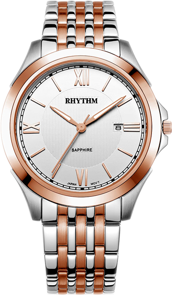 Фото - Мужские часы Rhythm P1205S05 бензиновая виброплита калибр бвп 13 5500в