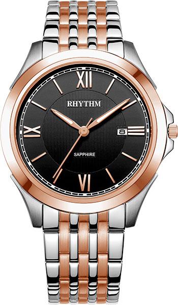 Фото - Мужские часы Rhythm P1205S06 бензиновая виброплита калибр бвп 13 5500в