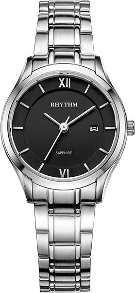 Женские часы Rhythm P1212S02 женские часы rhythm p1302l04