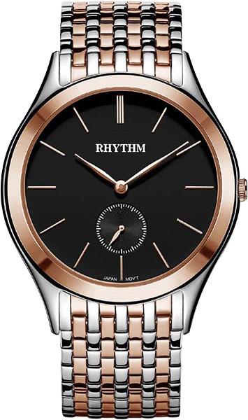 Фото - Мужские часы Rhythm P1301S06 бензиновая виброплита калибр бвп 13 5500в