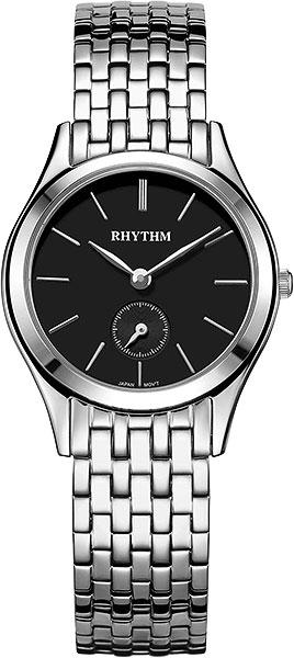 Женские часы Rhythm P1302S02 leadshine dc brushed 100w servo motor drive kit 0 35nm 2500r min dcm50207 07d 1000 dcs810 18 80vdc dc servo set