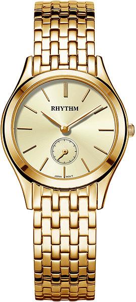Женские часы Rhythm P1302S04 женские часы rhythm l1504l04