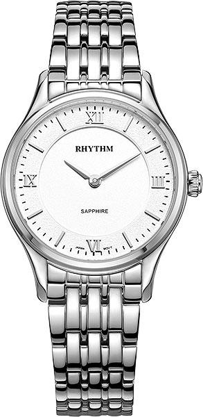 Женские часы Rhythm P1502S01 женские часы rhythm pe1612l01