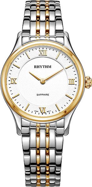 Женские часы Rhythm P1502S03 женские часы rhythm l1504l04
