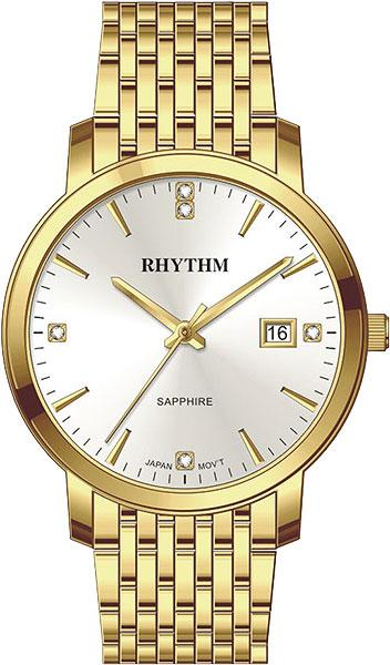 Часы Rhythm FI1604S02 Часы Union Glash&#252