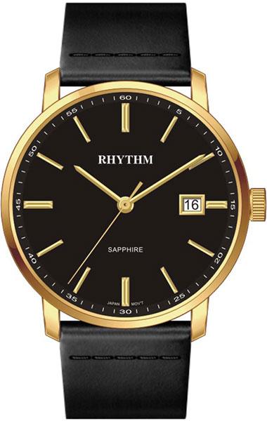 Мужские часы Rhythm PE1609L04 мужские часы rhythm fi1604s02