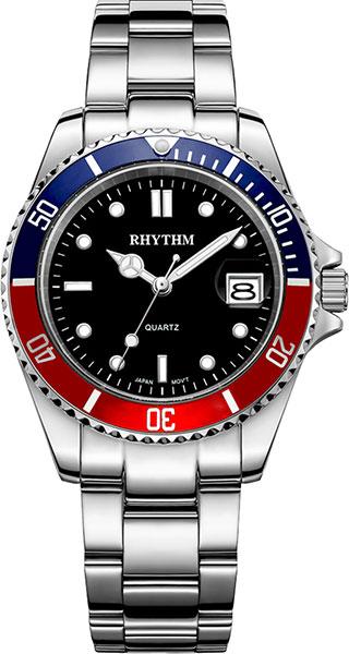 Мужские часы Rhythm RQ1601S06 мужские часы rhythm fi1604s02