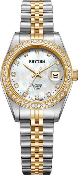 все цены на Женские часы Rhythm RQ1618S03 онлайн